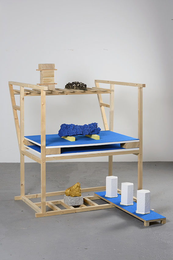 Cécile Meynier's objects of art