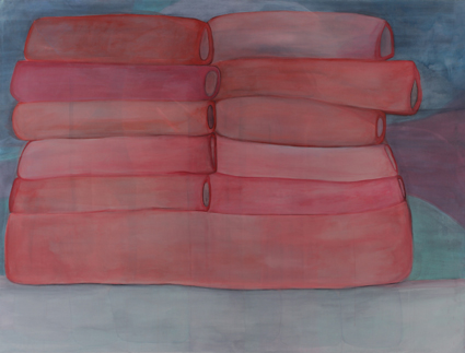 Cher Philip, 2013, acrylique sur toile, 170x130cm