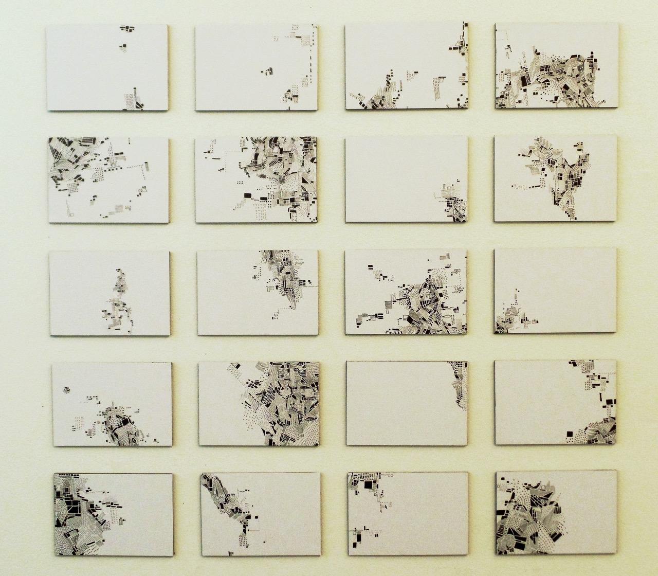 3.sans-titre, bois, 15 cm x 17 cm, 2015
