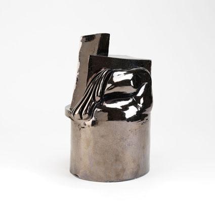 AVENANT AVENIR - Terre cuite émaillée - 2014 - 34X25X15cm