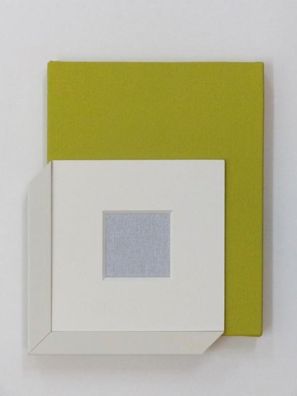 Marjorie Brunet Meurtrière 01, 2015, acrylique sur toile, carton,bois, 20,5x24 cm
